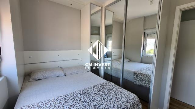 Apartamento 2 Dormit. sendo 1 Suíte + Sacada com churrasqueira + Semi mobiliado! Jardim Ci - Foto 17