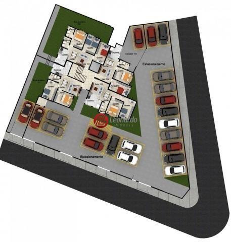 Lançamento Apartamento 2 Quartos no Caiçara - Foto 9