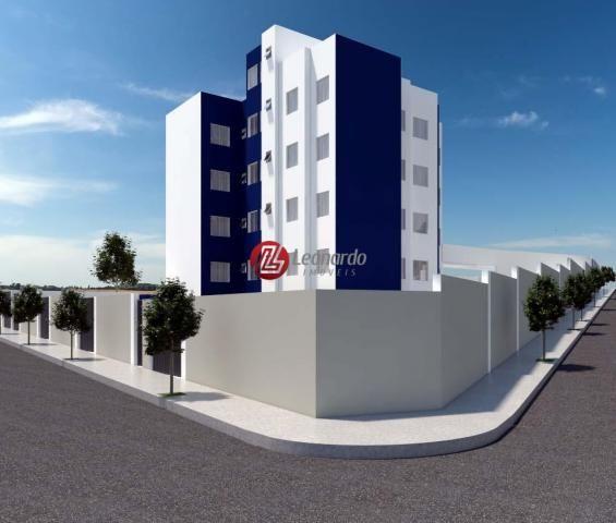 Lançamento Apartamento 2 Quartos no Caiçara - Foto 2