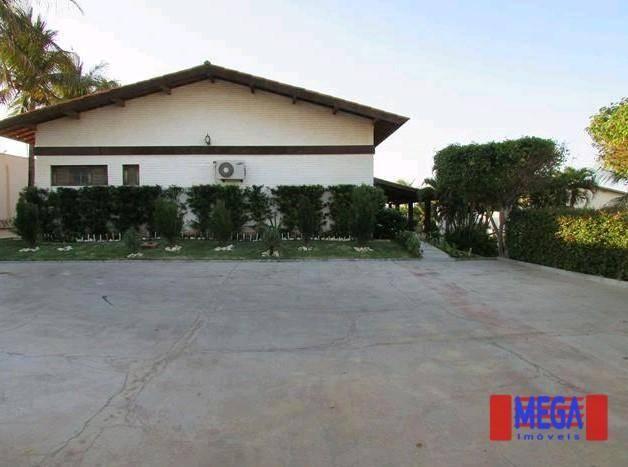 Casa com 4 dormitórios para alugar por R$ 7.000,00/mês - Porto das Dunas - Aquiraz/CE