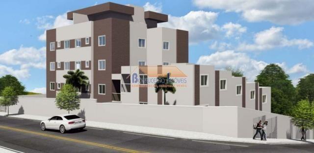 Apartamento à venda com 2 dormitórios em Rio branco, Belo horizonte cod:44491 - Foto 2