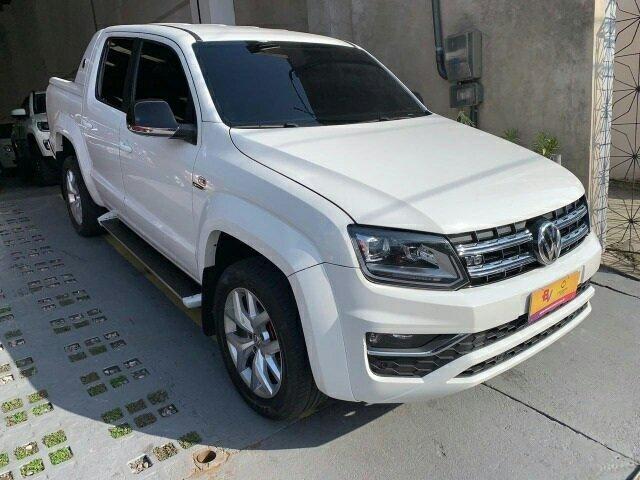 Volkswagen AMAROK HIGHLINE V6 consórcio