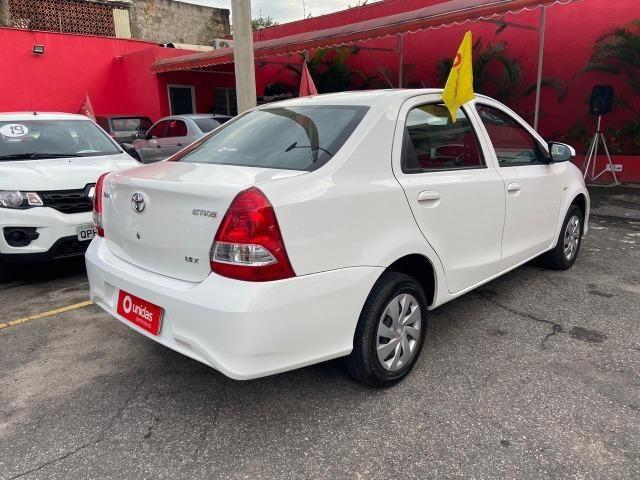 Etios Sedan X 1.5 2018 IPVA + Transferência Grátis! - Foto 5