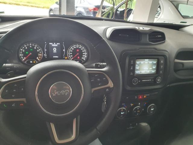 Jeep Renegade Longitude 1.8 Flex Automático - 2018 - Completo - Foto 9