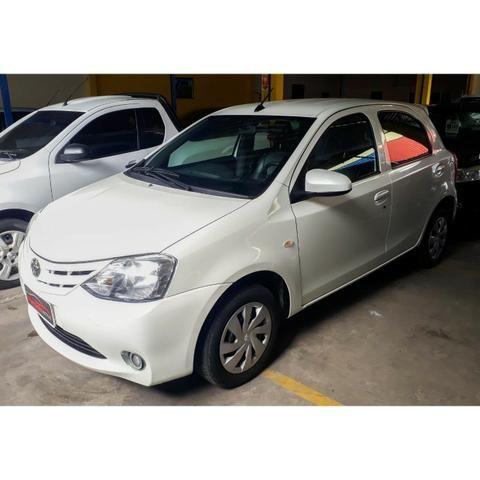 Toyota Etios 1.3 X 16V Flex 4P Automático - Foto 2