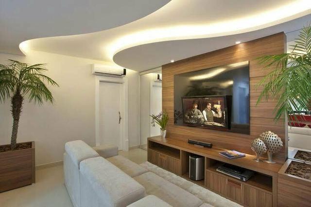 Rebaixamento de teto - divisórias - elétrica - pintura - forro mineral - piso laminado