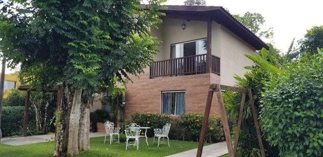 Casa em Aldeia 5 Suítes 246m² - Porteira Fechada