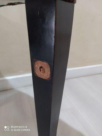 Cadeira com defeito na perna - Foto 3