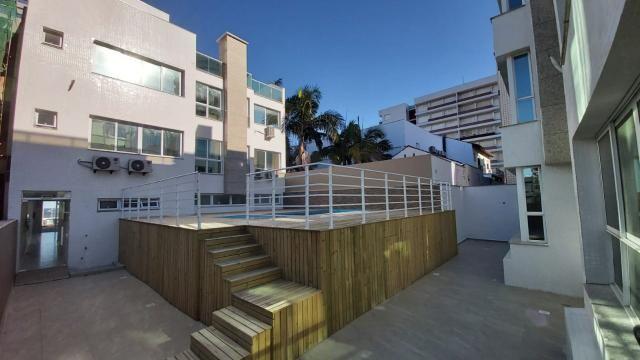 Apartamento de um dormitório na quadra do mar em Torres - Foto 4