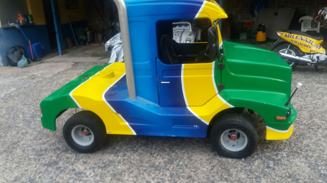 Mini truck a gasolina  - Foto 3