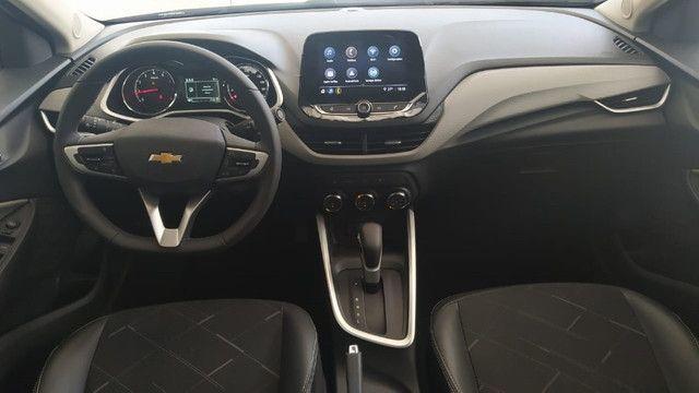 Novo Onix Plus Premier 1 Turbo sedan 2022 - Foto 4
