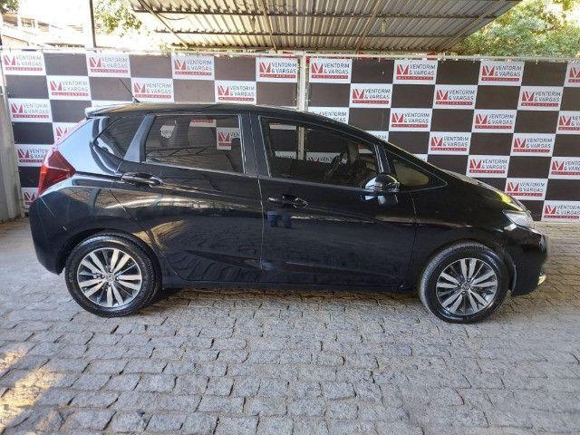 Honda/Fit EX 1.5 Preto 2014/2015 super conservado - Foto 3