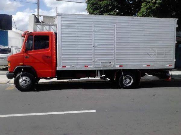 Agregamos caminhões baú!
