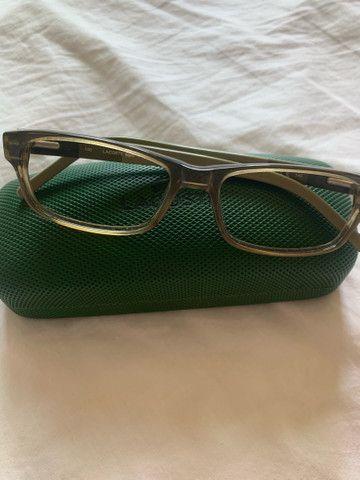 Óculos Lacoste esverdeado - Foto 4