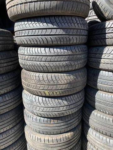 ?pneus semi novos 245/35-20 - Foto 18