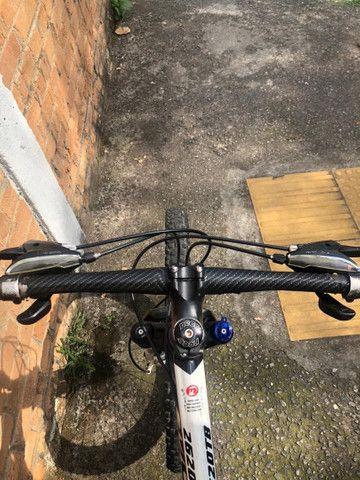 Bicicleta mosso aro 26 em bom estado  - Foto 3