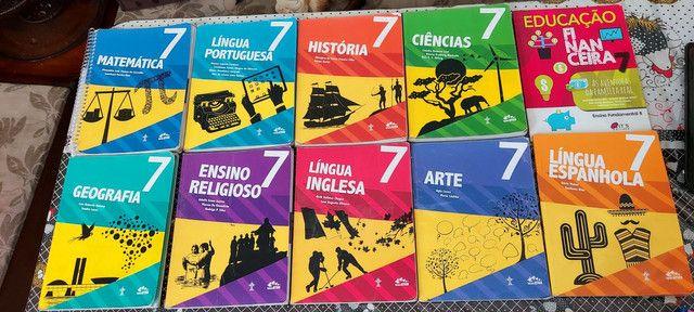 Livros didáticos 7 ano CPB- Interativa
