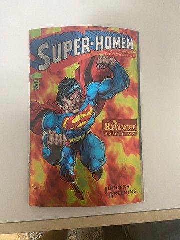 HQs Super-Homem versus apocalypse A Revanche (completo) - Foto 2