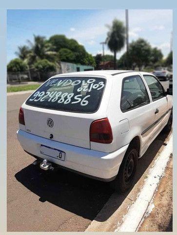 Vendo Gol Vw/Volkswagen em perfeito estado