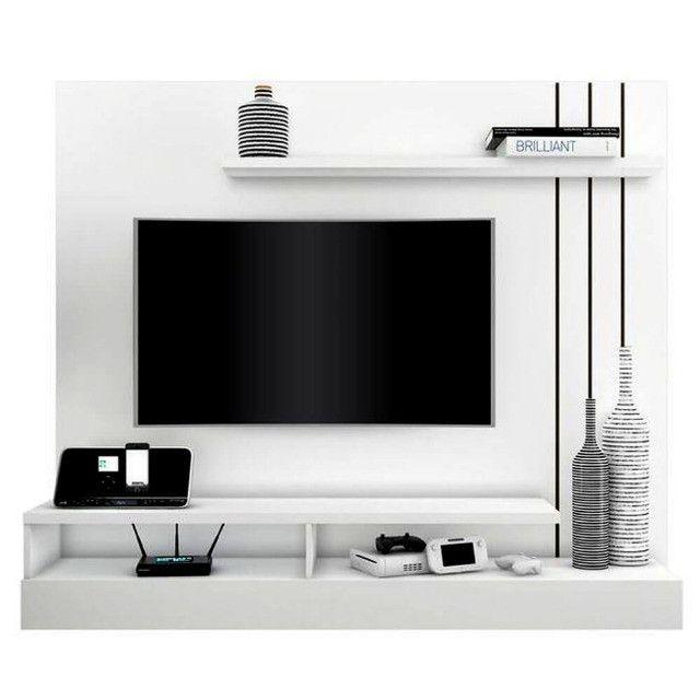 Home Suspenso Zeus para TV até 50 Polegadas Borsari - Foto 2