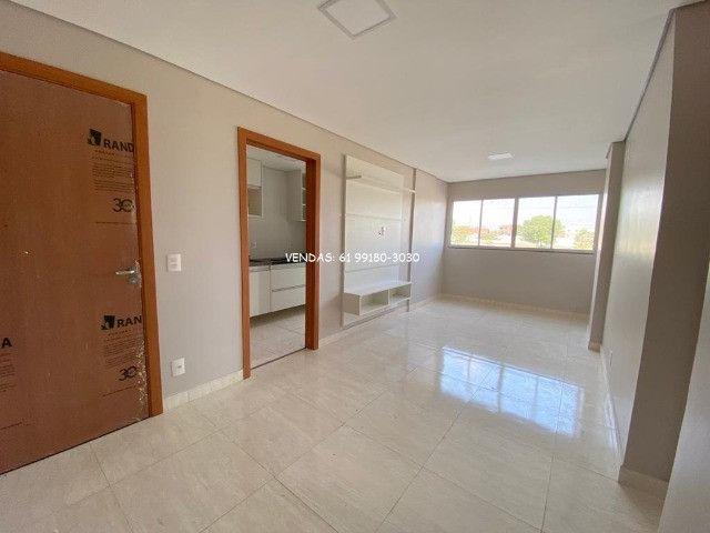 Apartamento de 2 quartos em Samambaia I 61,45 m² - Foto 2