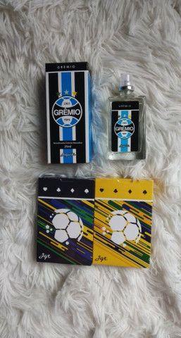 Kit Perfume+ baralho - Foto 5