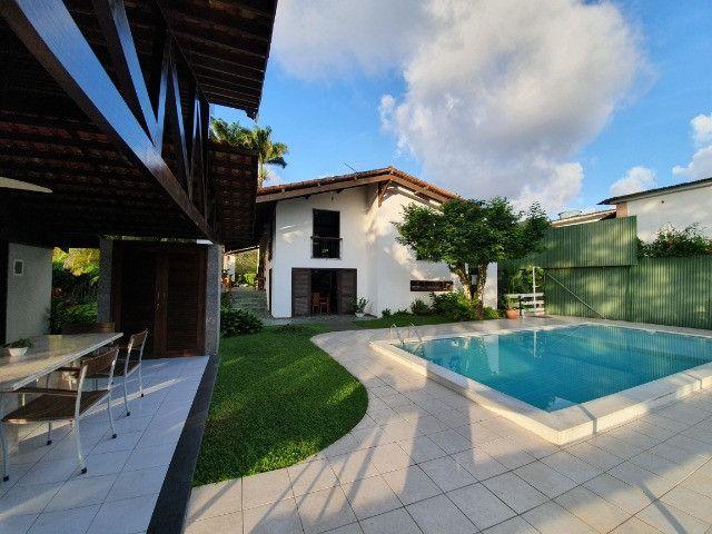 Casa em Cond. em Aldeia 5 Quartos 3 Suítes 450m² c/ Piscina - Foto 3