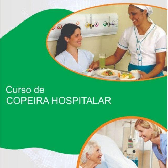 Copeira hospitalar Black Friday