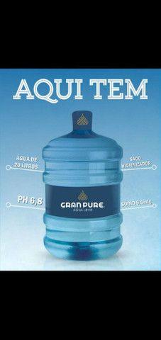 Água gram pure
