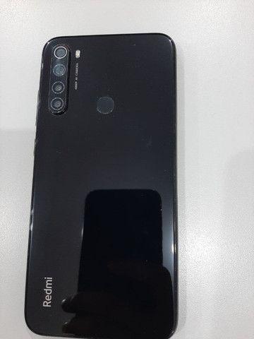 Smartphone Xiaomi Redmi Note 8 128GB Space Black - Foto 3