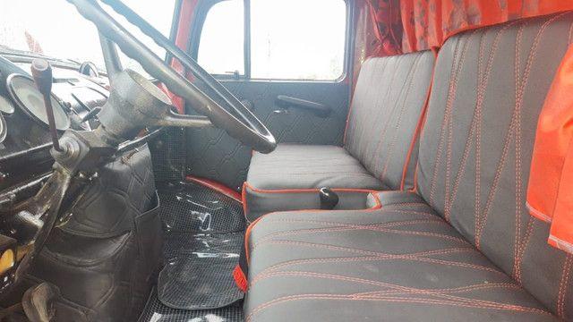Mb 1313 1977/1984 , turbo, hidraulico , graneleiro!!!! - Foto 19