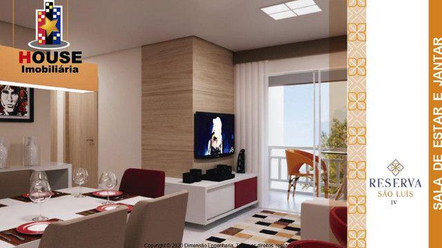 Condominio reserva são luis, apartamentos com 2 quartos - Foto 4