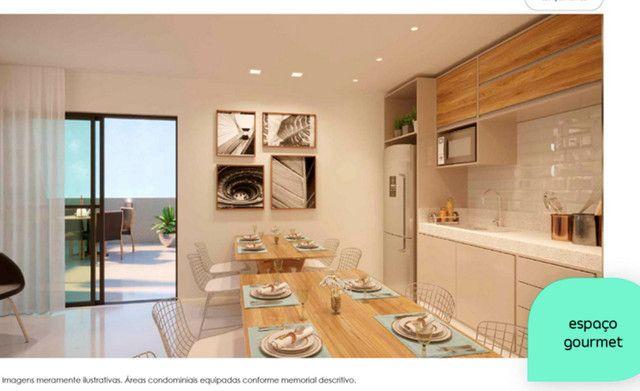 Apartamento de 2 quartos de alto padrão - 200 metros da Universidade Positivo :) - Foto 5