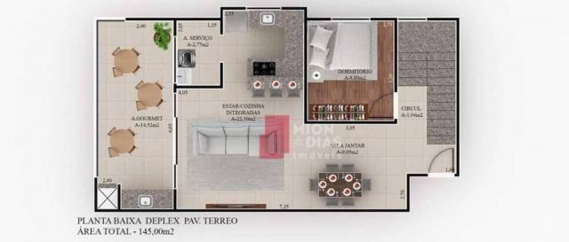 Apartamento Duplex no Country - Foto 7