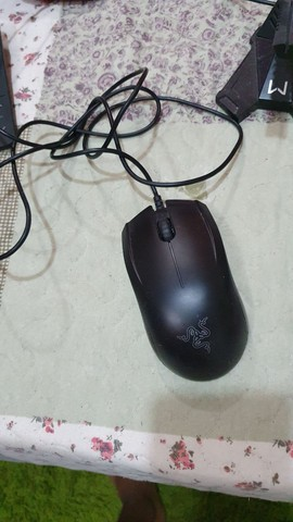 mouse gamer razer abyssus