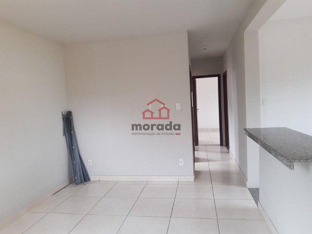 Apartamento para aluguel, 3 quartos, 1 suíte, 1 vaga, NUCLEO REGIONAL VICTOR GONCALVES DE  - Foto 13