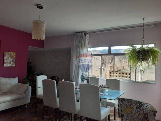 Apartamento com 3 dormitórios à venda, 104 m² por R$ 290.000,00 - Graças - Recife/PE - Foto 17