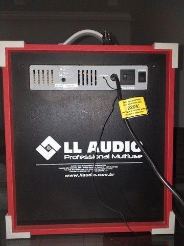 Caixa de som multifuncional (nova) - Foto 3