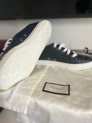 Sapato Gucci original com bag