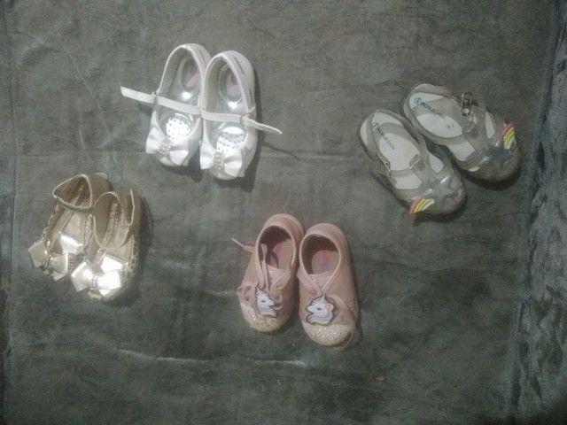 Venda sapatinhos  de criança