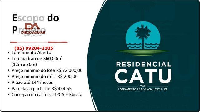 Lotes Residencial Catu ¨%$# - Foto 4