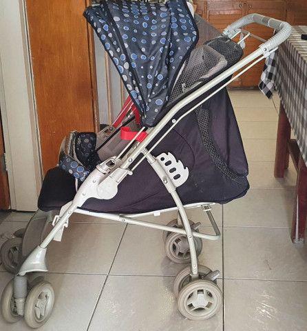 Vendo um carrinho de Bebê