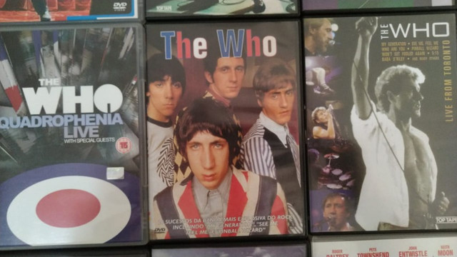 Coleção DVD The Who - 11 DVDs - Liquidando - Foto 3