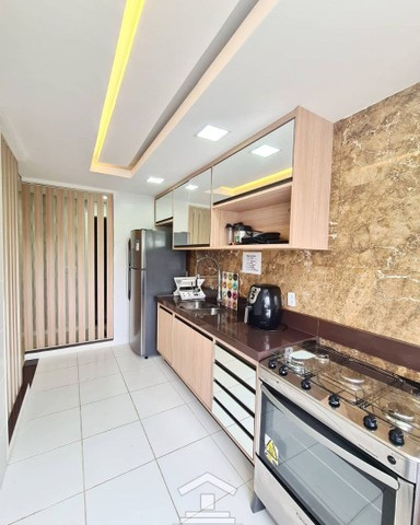 VS- Apartamento Com Projetados No Brisas Jóquei/70m2/2Quartos/1Suite/1Vaga - Foto 3