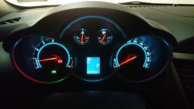 GM Chevrolet Cruze LT 1.8, 2016/2016, câmbio automático, novíssimo.  - Foto 15