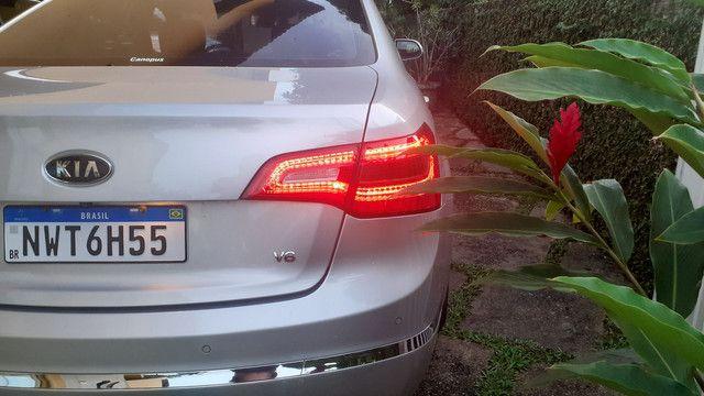 Kia Cadenza 3.5 V6 2011 - Foto 3