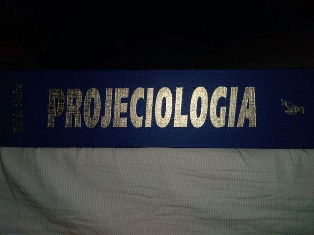 Projeciologia de Waldo Vieira! Raro e conservadíssimo! - Foto 3