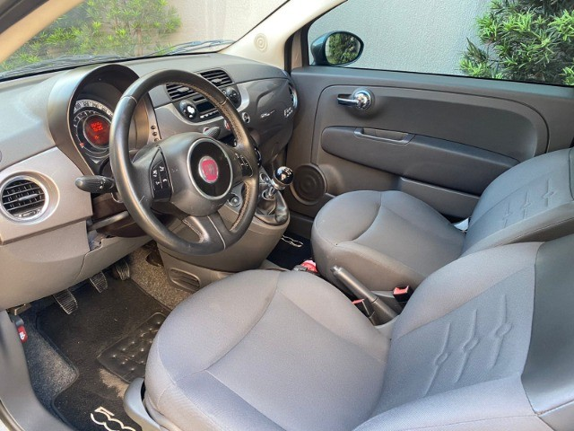 FIAT 500 1.4 Flex EVO 2012 - Foto 6