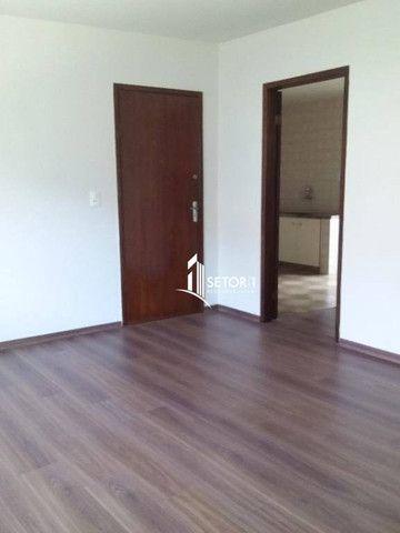 Apartamento com 3 quartos para alugar, 119 m² por R$ 1.000/mês - Jardim Glória - Juiz de F - Foto 4