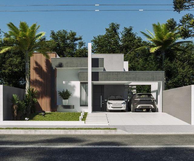 Vendo casa 3 quartos Moderna  - Foto 2